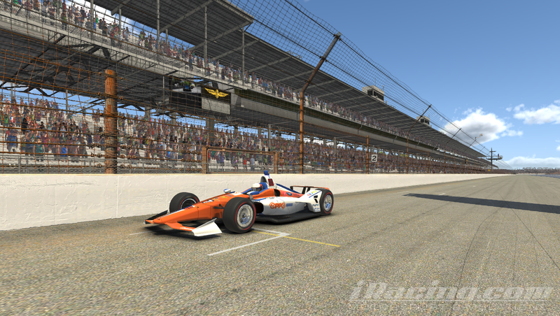 Illustration for article titled It's Almost Time for the Greatest Spectacle in Sim Racing