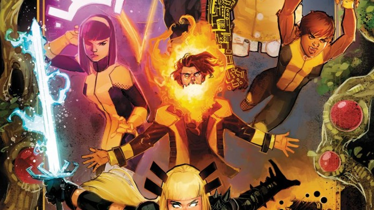 Marvel's SDCC Announcements Were Bigger Than the X-Men's Future
