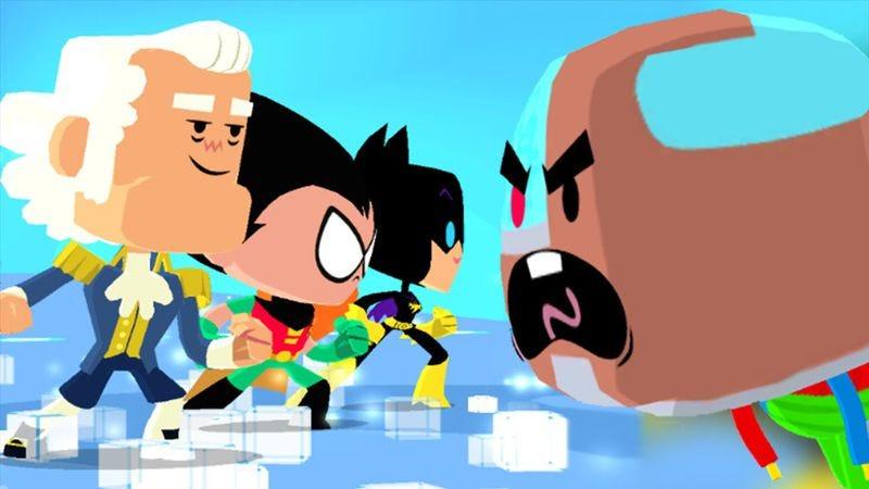 Image: Teeny Titans