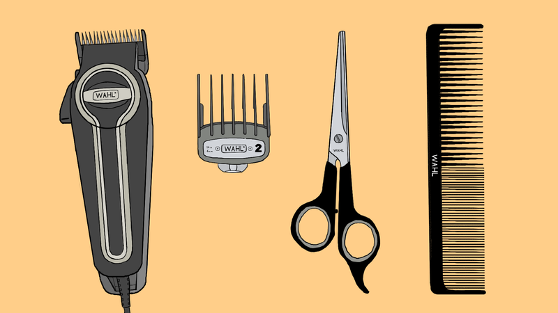 Illustration for article titled This Is What You Need To Do For Your First DIY Haircut