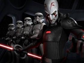 Illustration for article titled Star Wars Rebels