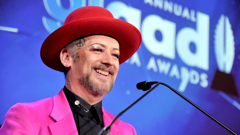 Illustration for article titled Boy George biopic in the works at MGM with Anvil!  director Sacha Gervasi