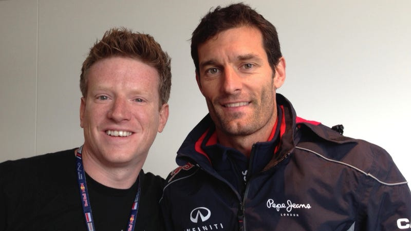 Illustration for article titled If Mark Webber Wins The Monaco F1 Grand Prix You Know Why
