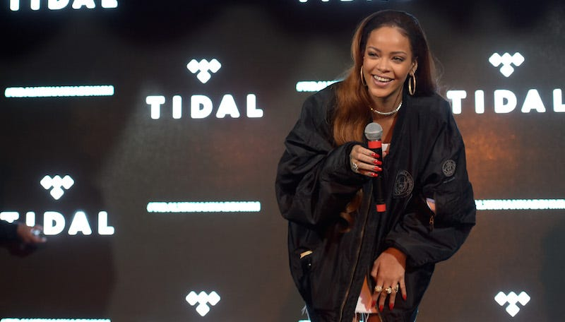 Illustration for article titled Rihanna Is Joining The Voice Because She Is Star Power Personified