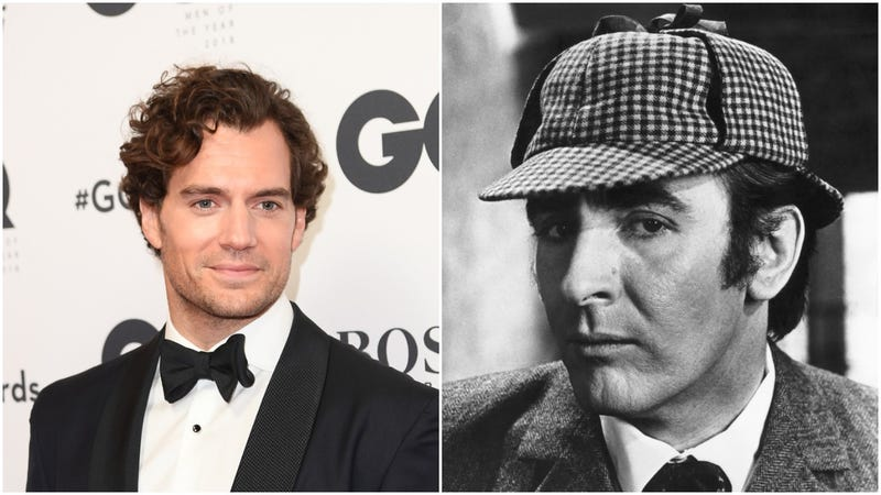 Illustration for article titled Henry Cavill to play Enola Holmes' older, more famous brother