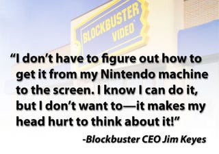 Illustration for article titled Maybe This Is Why Blockbuster Is Dying