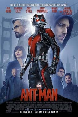 Illustration for article titled AntMan is a movie in the MCU; that is all.