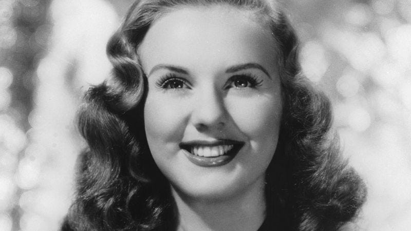 Illustration for article titled R.I.P. Deanna Durbin, child star of the 1930s and '40s