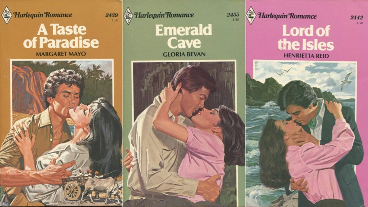 How Harlequin Became the Most Famous Name in Romance