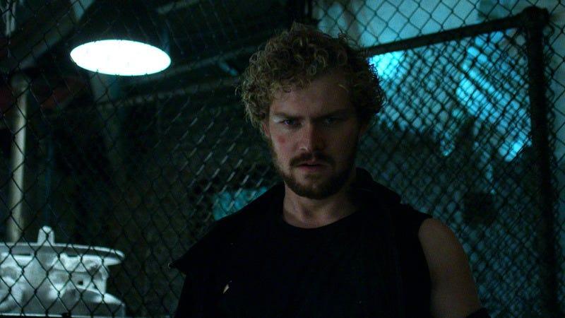 Finn Jones stars as Danny Rand, a.k.a the Iron Fist. (Photo: Netflix)