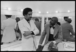 Illustration for article titled King Tee and Richard Pryor Act A Fool