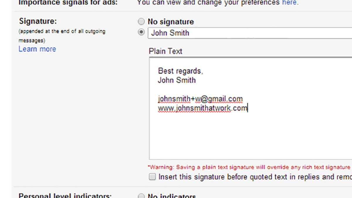 How To Use The Infinite Number Of Email Addresses Gmail Gives You