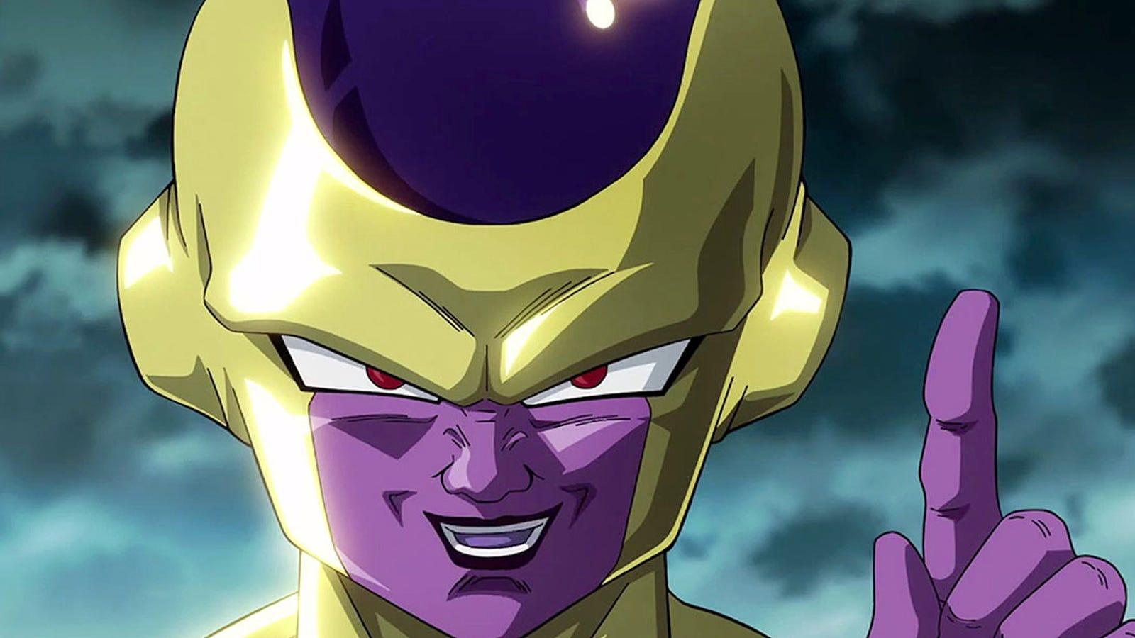 Así es la nueva y polémica forma del mayor villano de Dragon Ball Z