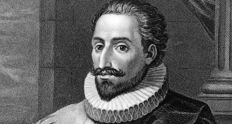 Illustration for article titled Científicos españoles, más cerca de encontrar los restos de Cervantes