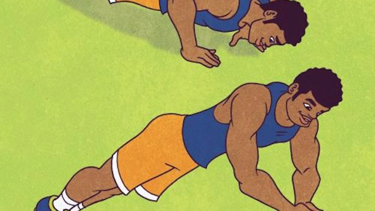 How To Do the Perfect Push-Up