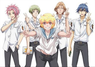 Illustration for article titled Cute High Earth Defence Club LOVE! will get a second season