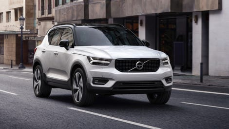 The 2018 Volvo XC40 Is Full Of Genius Little Touches To Make Life Easier