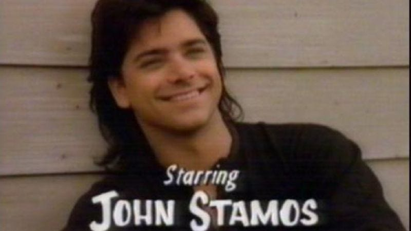 Illustration for article titled John Stamos returning to sitcoms, finally