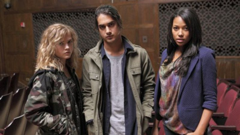 Illustration for article titled ABC Family cancels killer teenager drama Twisted