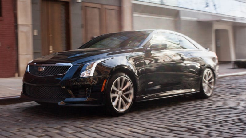 The Cadillac ATS-V: Is It As Good As We First Thought?