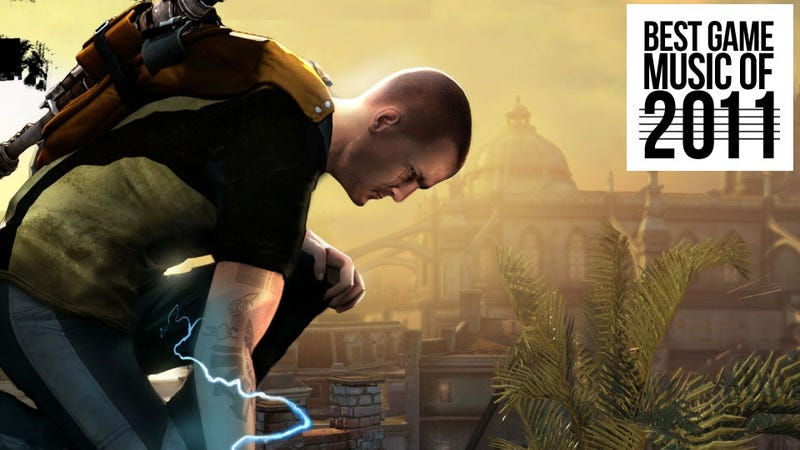 Illustration for article titled The Best Game Music of 2011: inFamous 2