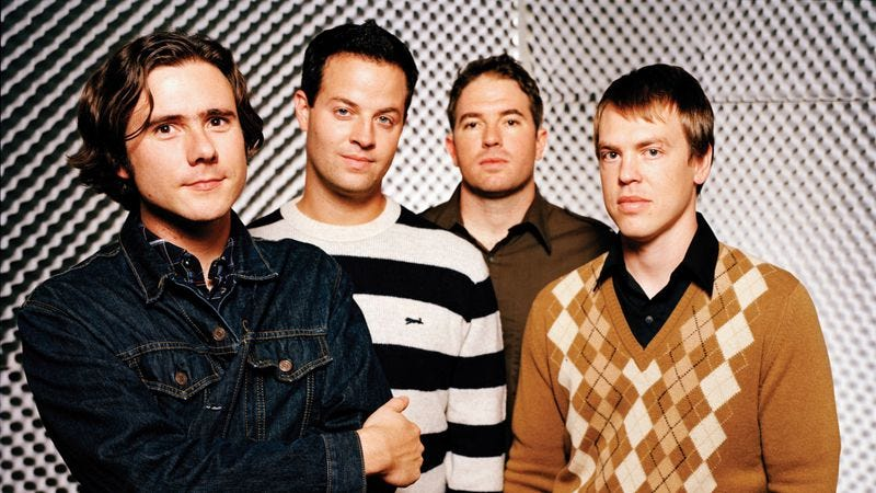 In 1999, Jimmy Eat World closed a decade—and opened the next