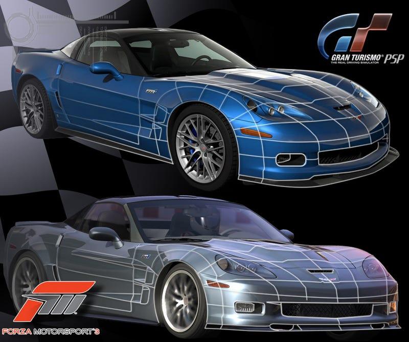 gran turismo for psp vs forza motorsport 3 the cars. Black Bedroom Furniture Sets. Home Design Ideas