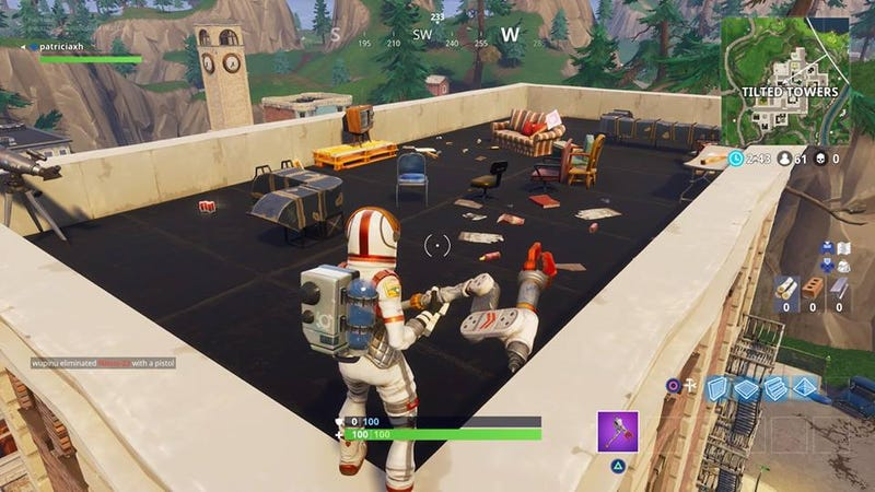 Seems Like Epic Is Trolling Fortnite Players Waiting For The
