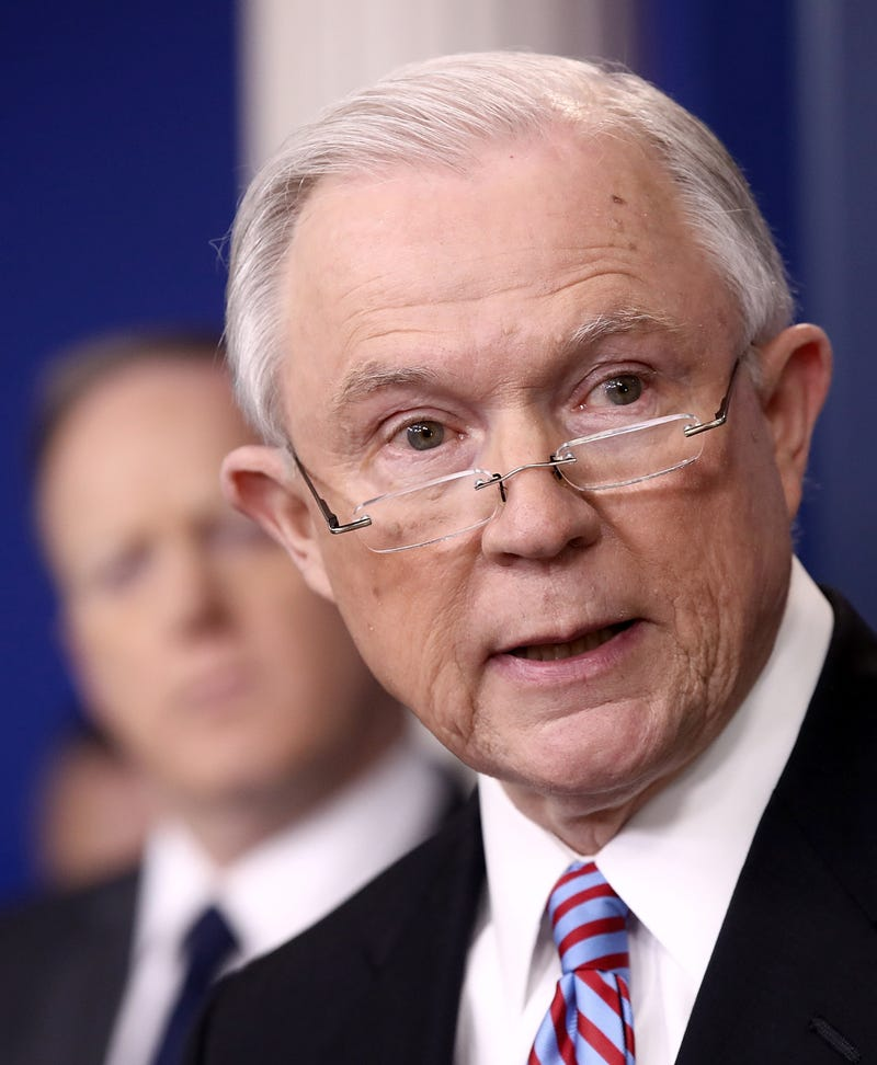 U.S. Attorney General Jeff Sessions (Win McNamee/Getty Images)