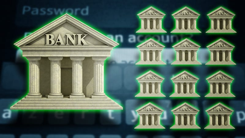 Illustration for article titled One Bank or Many: Where Should I Keep My Accounts?