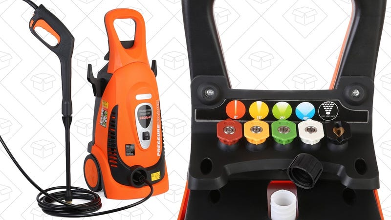 Ivation Electric Pressure Washer, $150