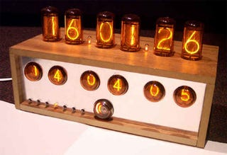Illustration for article titled Nixie Clock Gallery