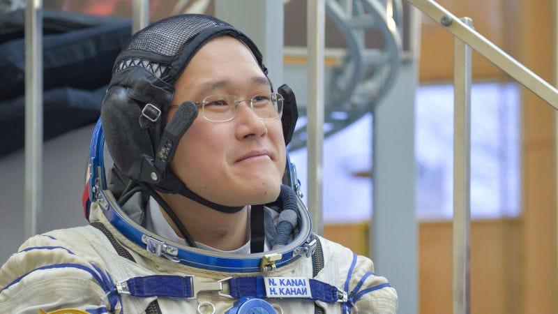 Norishige Kanai. (Foto: NASA)
