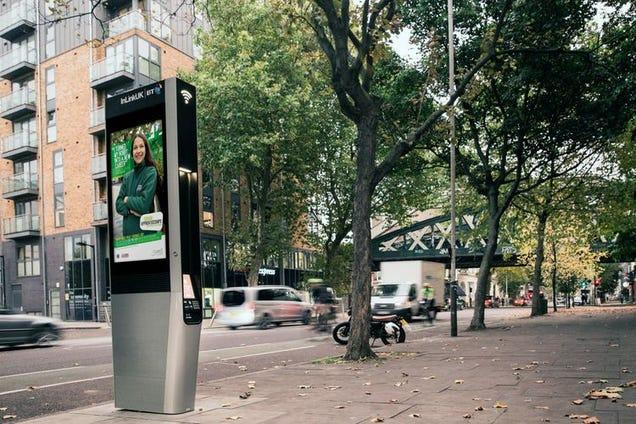 Public Wi-Fi Kiosks in the UK Are Turning Into Public Censorship Machines