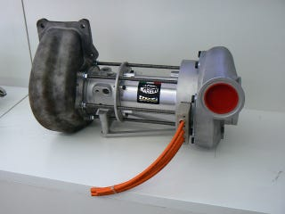Illustration for article titled F1's Hybrid turbos are awesome and you want one in your car. Now