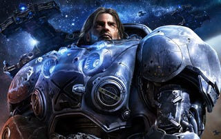 Illustration for article titled StarCraft II Gives You One Free Name Do-Over