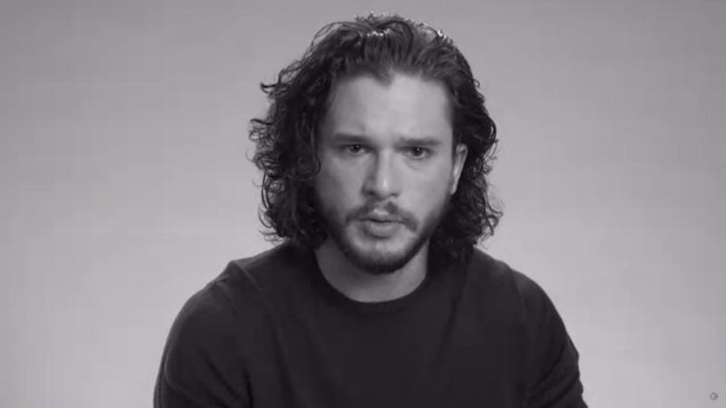 Illustration for article titled Kit Harington Got Into a Fistfight at McDonald's the Night Before His Jon Snow Audition