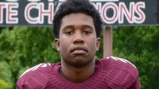 High school football player Zaevion Dobson, 15, died saving three others in a random gang-related shooting spree in Knoxville, Tenn., Dec. 17, 2015.Fulton High School