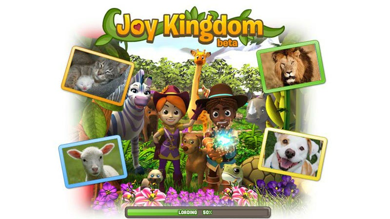 Illustration for article titled Play This Facebook Game, Help Animals in Need
