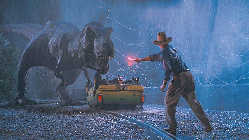 Imagen: Jurassic Park