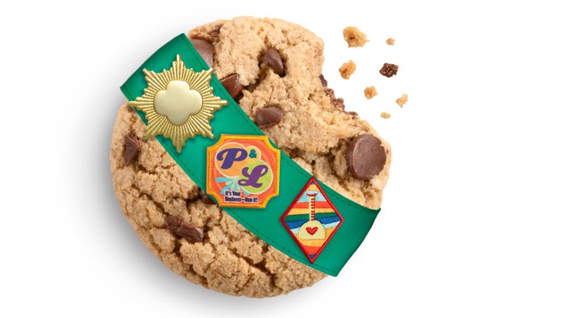 Illustration for article titled Girl Scouts will debut a new cookie for the 2019 sales season