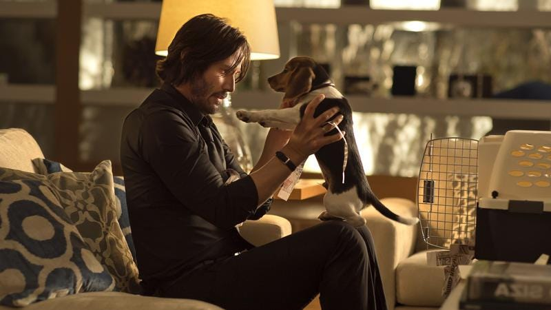 Screenshot: John Wick