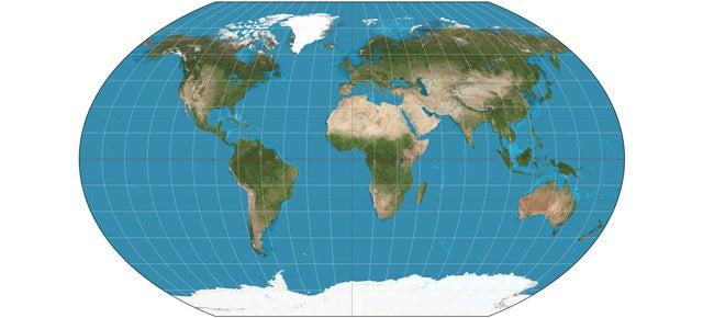 How precise is one degree of longitude or latitude