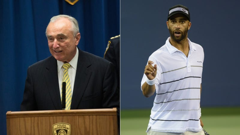 Illustration for article titled The NYPD Sting That Wrongly Arrested James Blake Seems Like A Huge Mess