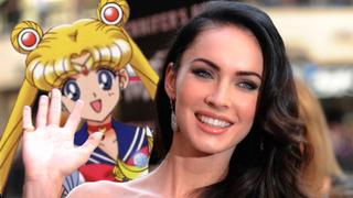 Illustration for article titled Megan Fox Would Love To Do A Live Action Sailor Moon Movie