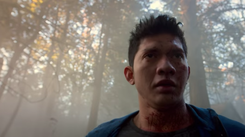 Illustration for article titled Iko Uwais beats up boulders in this trailer for Netflix's Wu Assassins