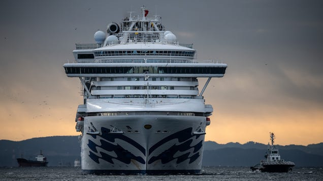 CDC Lifts Covid-19 Ban on Cruises, but Still Recommends People Steer Clear of Cruises