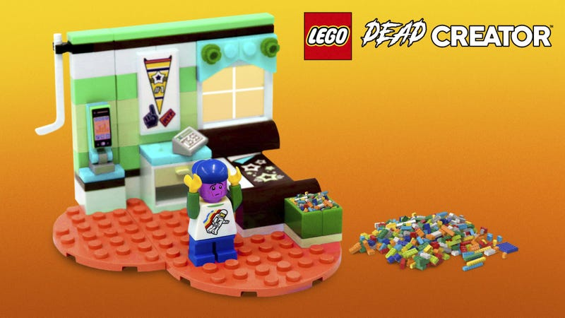 LEGO Unveils Line Of Playsets Commemorating Children Who Choked To Death On One Of Their Blocks