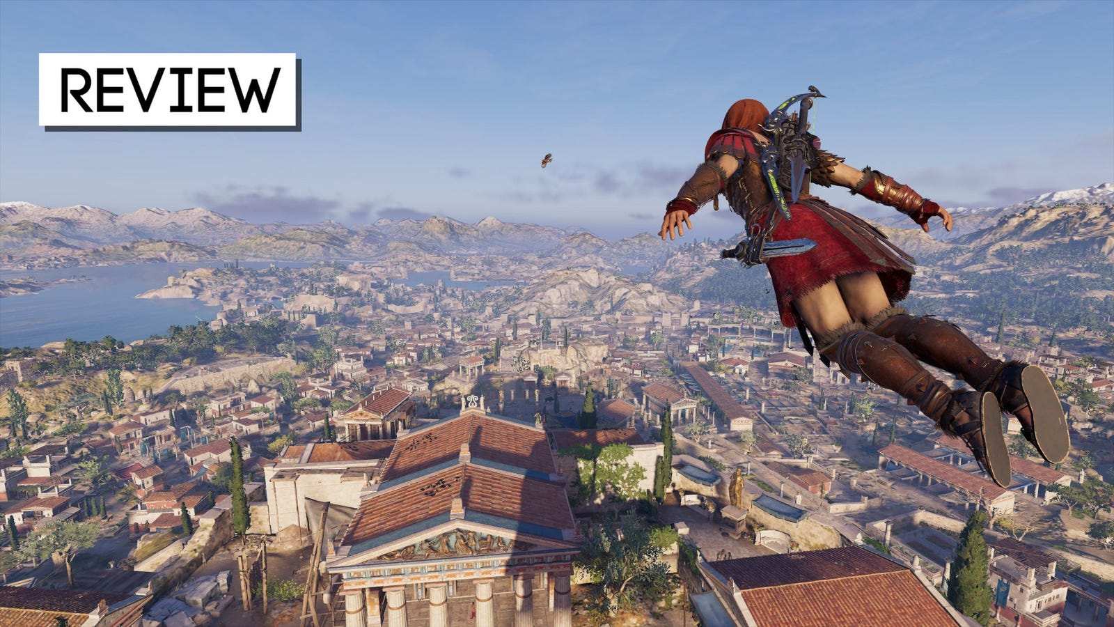 Assassin's Creed Odyssey: The Kotaku Review