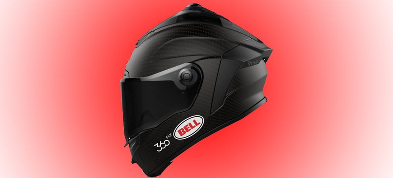 Illustration for article titled This New Helmet Can Do 360° HD Streaming Video And Help Riders Avoid Getting Hit